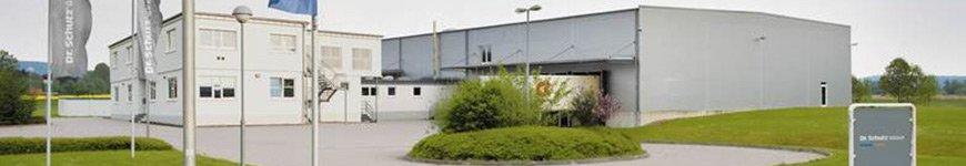 Le siège du groupe Dr. Schutz en Allemagne.