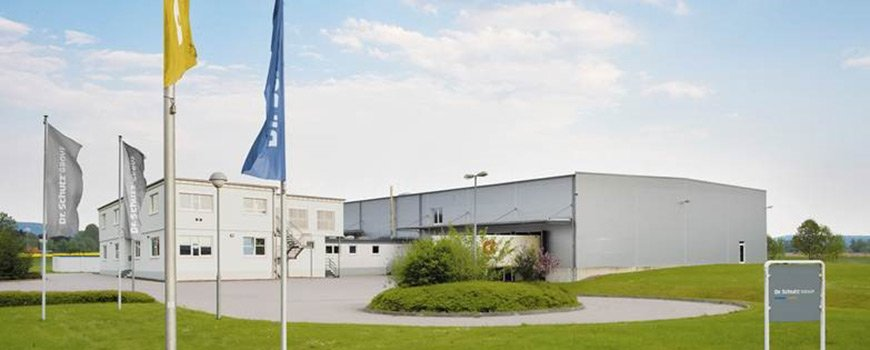 Le siège du groupe Dr. Schutz en Allemagne