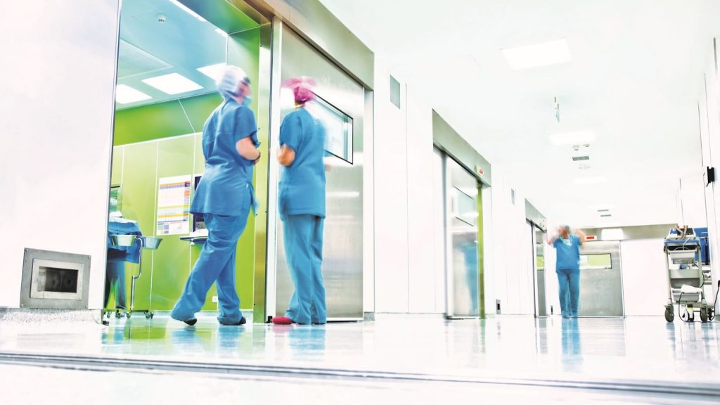 Image d'un hôpital